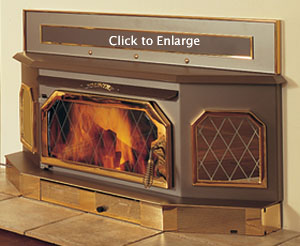 fireside stove country elite e260 wood stove insert rh firesideonline com country comfort fireplace insert country flame fireplace insert
